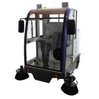 驾驶式电动吸尘扫地车路面清扫车DJ-2000
