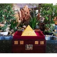 (富貴塔)富貴盈門能量塔能量金字塔