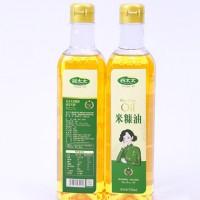 750毫升米糠油