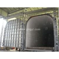 大型壓力容器臺車爐