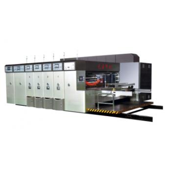 YL-GYM全自動高速水墨印刷模切機