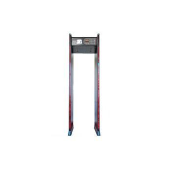 HY-F測溫型金屬探測門
