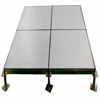 全鋼防靜電地板機房消控室用地板