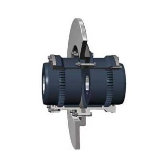 WGP型帶制動盤鼓形齒式聯軸