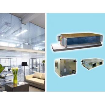 約克空調風冷式冷水/熱泵機組