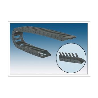 BNEE25KW系列橋式外開蓋輕型拖鏈