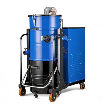 大量粉塵工業吸塵器