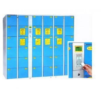 智能IC卡式電子寄存柜36門