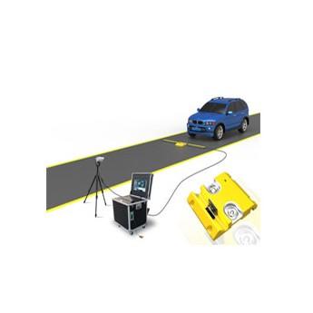 HY-US-I型移動式車底檢查系統