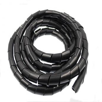 直銷纏繞螺旋管 塑料纏繞管螺旋包線管質量保障包郵