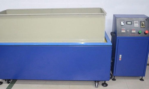 H250大型平移式磁力抛光机