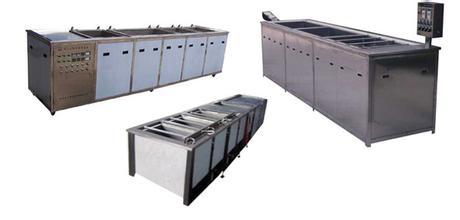 多槽全自动超声波清洗机
