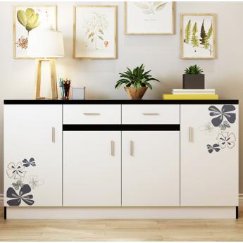 大廚房餐邊柜簡約現代廚房柜