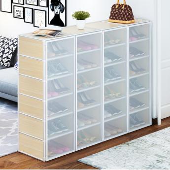 簡易鞋柜多層防塵鞋架