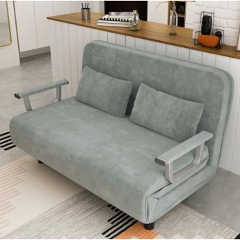 小户型客厅双人沙发折