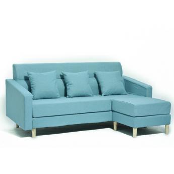 现代简约小家具简易沙发组合