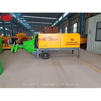 建特重工丶混凝土泵式液压湿喷机系列厂家直供