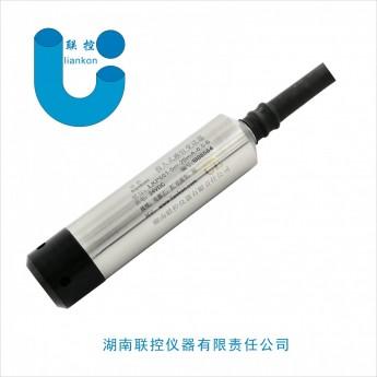 防雷投入式液位傳感器,水庫防洪水位變送器