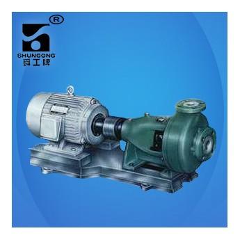 IHF氟塑料增強合金化工離心泵