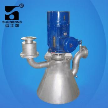 WFB型無密封立式自吸泵