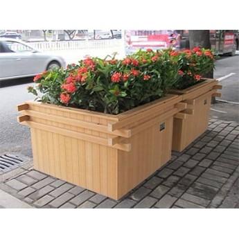 塑木花箱,河南定制塑木花箱,河南塑木花箱廠家