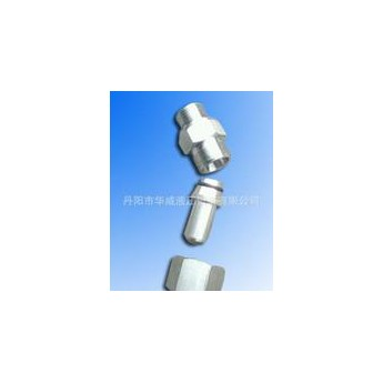 廠家直銷JB/T6381.1不銹鋼管接頭錐密封接頭