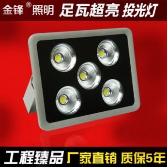 led投光燈 50w 100W 戶外室外燈 led泛光燈射燈