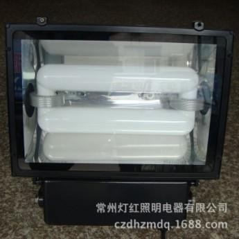 015泛光投光燈120W節能低頻無極燈戶外防水廣告投光燈