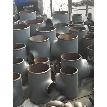 高压对焊三通厂家直销型号齐全