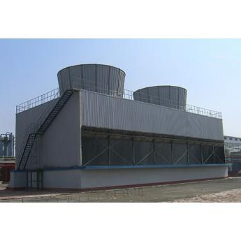 大型鋼結構冷卻塔