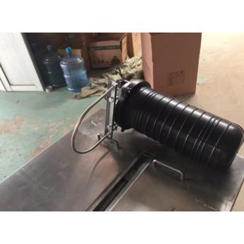 河北厂家生产直销二进二出立式12芯光缆接头盒帽式接头盒