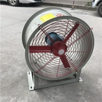 CBF-400防爆軸流風機功率370w風量5700 管道式