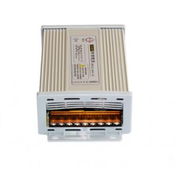 铝型材LED防雨电源350W12V 大功率电工电气开关电源