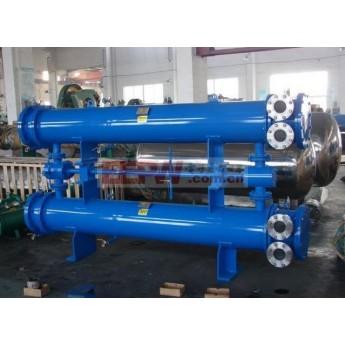 管殼式換熱器,冷凝器生產廠家,滿液式蒸發器