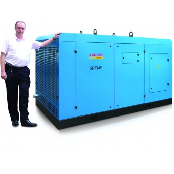 阿格斯特工礦企業通用螺桿空壓機