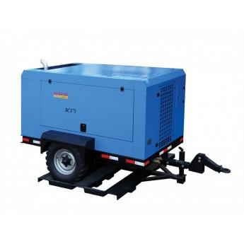 阿格斯特柴油移動螺桿空氣壓縮機