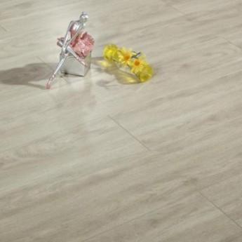 復合木地板防水耐磨耐刮浮雕倒角面家用強化復合地板12mm
