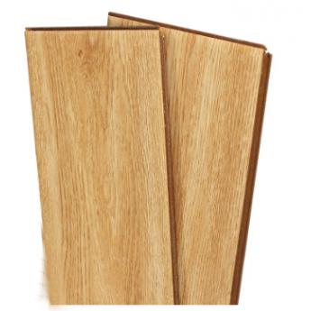 同步鏤銑大浮雕強化復合木地板 環保耐磨廠家直銷12mm