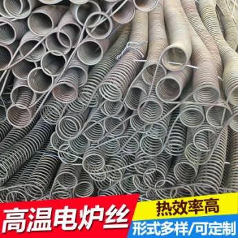 鋼化爐高溫電熱絲 工業電阻絲發熱絲 大功率鎳鉻電爐絲