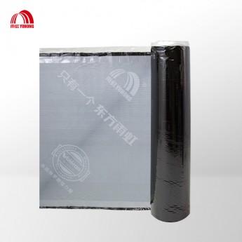 SAM-921濕鋪法交叉層壓聚乙烯膜自粘防水卷材