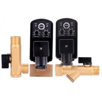 进水电磁阀 自动定时排水阀排水阀 定时器冷干机电子排水阀
