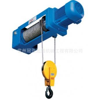 熱銷高品質鋼絲繩0.5T/1T5T7.5T15T電動葫蘆
