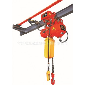 現貨供應環鏈電動葫蘆1T-2T-3T-5T 優勢快速小型葫蘆