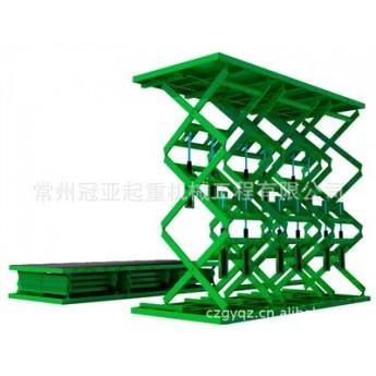 批發定制電動升降機 自行式 移動式/固定式液壓升降平臺