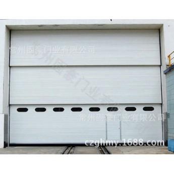 廠家批發銷售工業車間提升門廠房提升門 車間保溫滑升門定制批發