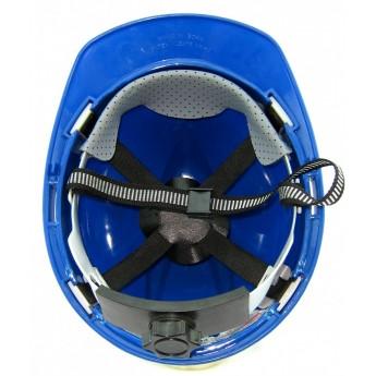厂家直供 V型 ABS工地施工防护、防砸安全帽
