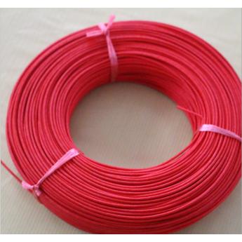 硅橡膠編織高溫線