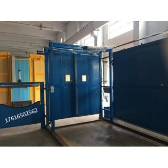 风门气控装置/纯气动风门控制可实现快捷开闭,方便安全