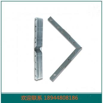 定做包装箱钢边钢带包边铁皮连接带卡扣