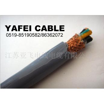 拖鏈系統用控制電纜